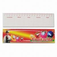 China Stationery Gift Set with 0.6mm Thickness, Made of PET and PP on sale