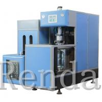 Best Customized Semi Automatic Bottle Blowing Machine 220V 380V For PET Plastic Containers wholesale