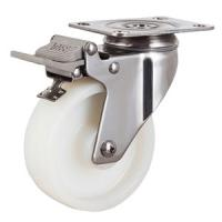 Best Stainless steel castors with brake wholesale