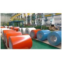 Best 1,3,5 Series Color Coated Aluminium Coil 1-7 Mm Thickness ISO Certificated wholesale