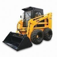 Best Skid Steer Loader with 850kg Loading Capacity and 60hp Engine Power wholesale