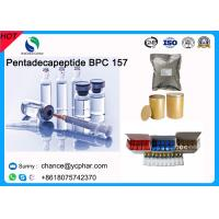 Best 2mg/Vail Hormone Peptides Pentadecapeptide BPC 157 CAS 137525-51-0 For Anti-Anxiety /Anti-Depression wholesale