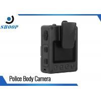 Best Multi Functional Wearable Body Camera 3200mAh With CMOS OV4689 Sensor wholesale