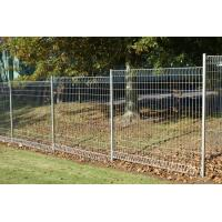 Best Rolled top panel fencing system wholesale
