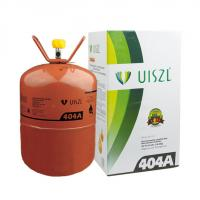 Best UISZL brand R404a refrigerant gas from factory  with 99.8% purity replacement refrigerant wholesale