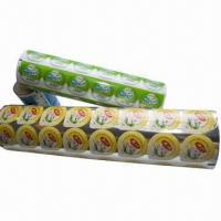 Best Aluminum Foil Lid for Dairy Products, PET/AL/CPP, Good Barrier and Fresh-keeping Property wholesale