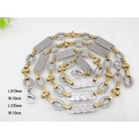 Best Stainless Steel Fashion Jewelry Sets  1900121 wholesale