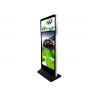 Best TOPADKIOSK LCD Advertising Display Screen Capacitive 43 Inch Self Payment Kiosk wholesale