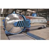 Best Vulcanizing Laminated Chemical Autoclave Machine Φ2m wholesale