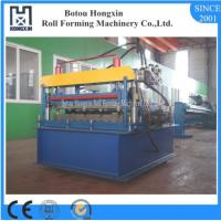 Best Automatic Roofing Sheet Crimping Machine 0 - 10m / Min Working Speed wholesale