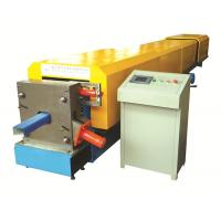 China Galvanized Square Steel Pipe Making Machine , Elbow Pipe Forming Machine 3 Tons on sale