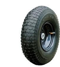 China Wheelbarrow Tire/ Tyre 3.50-8 on sale