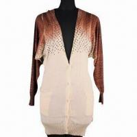 Best Women's Cardigan, Long Sleeves and V-neck wholesale