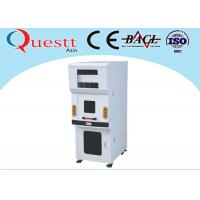 Best Low Running Cost UV Laser Marking Machine F-Theta Lens 5W For Precise Items wholesale