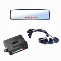 China Rear Mirror Parking Sensor with LED on Mirror on sale