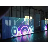 Best High End P7.81 Transparent Glass LED Display For Building Glass Wall Lightweight wholesale