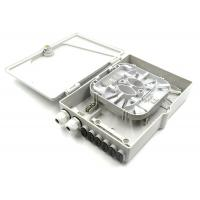 Best Frog Wall Mount Termination Box , 12 Fiber Ftth Termination Box For Networking Devices wholesale