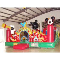Best Mickey Park Inflatable Playground wholesale