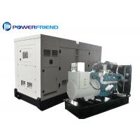 Buy cheap Soundproof 150kva Perkins Diesel Generator Open Type Generator DeepSea Controller from wholesalers