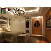China Modern Wooden House Furniture Bedroom Armoire Wardrobe Closet For Home Storage on sale