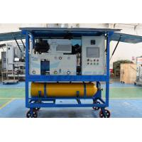 China Multifunctional SF6 Gas Recovery and Purifying System on sale