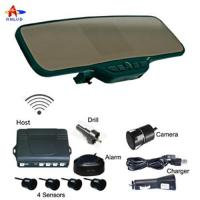 Best Rearview mirror with 3.5'TFT wireless camera and parking sensor ALD90B wholesale