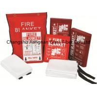 China High Standard Fiberglass Fire Blanket BS EN1869 AS/NZS3504 Approved on sale