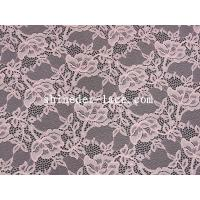 Best Mesh Flower Stretch Lace Fabric Nylon Spandex Materail Fashion Design SYD-0178 wholesale