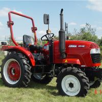 Best Jinma JM244E 24hp 4wd four wheel tractor for agricultural farm use eec/coc certified wholesale