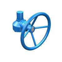 China IP67 Gate Valve Gear Operator Cast Steel Gearbox For Use On Linear - Motion Valves on sale