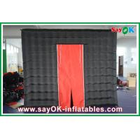 Best 3 x 3 x 3m Inflatable Photo Booth , Oxford Cloth Inflatable Photo-taking Tent wholesale