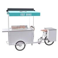 Best Europe Style BBQ Food Scooter Rust Prevention For Street Food Vending wholesale