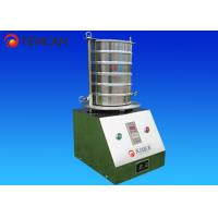 Best Electric Lab Powder Sieving Machine / Sieving Machine with Full Sizes Screen wholesale