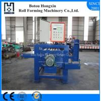 Best Automatic Cold Roll Forming Machine With Hydraulic Pump Cr12 Cutting Blade wholesale