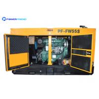 Buy cheap FAWDE Engine 50kva Diesel Generator Super Silent 40kw Canopy Generating 50hz 60hz product