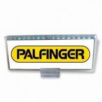 Best Solar-powered Sign Board with Any Design of Colorful Flashing LCD Display wholesale