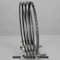 Best 10 Cylingder V22C Hino Pistons Rings Set For Car Super Dolphin 13011-2472A wholesale