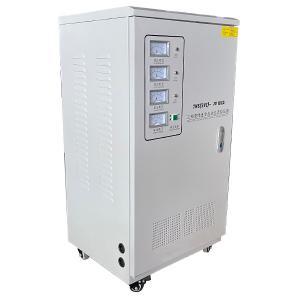 China Servo Motor TNS-20KVA Three Phase AC Manufacturer AC Metallic Type Automatic Voltage Stabilizer on sale