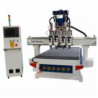 China Furniture Korea Cnc Wood Engraving Machine Woodworking Furniture Cnc Router on sale