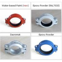 Best RIGID COUPLING -DUCTILE IRON GROOVED PIPE FITTING wholesale
