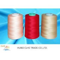 Best Ring Spun Industrial Sewing Thread , Colourful Polyester Core Spun Thread wholesale