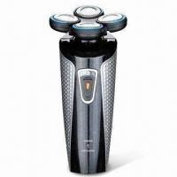 Best Men's Electric Shaver with 4 Individually Rotary Heads and Speed-XL Shaving Heads wholesale