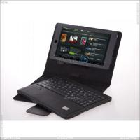 Best Leather Case with Detachable Bluetooth Keyboard for Google Nexus 7--P-Ggnexus7case002 wholesale