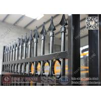 Best Spear Top Metal Fencing | Steel Picket | China Metal Fence Supplier wholesale