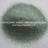 China Green silicon carbide sand /Grit/grain for blasting/Grinding china manufacturer on sale