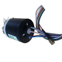 China Hybrid Rotary Joint Slip Ring with RF Coaxial Connector for Precise Instrument, Radar Antenna and Military System on sale