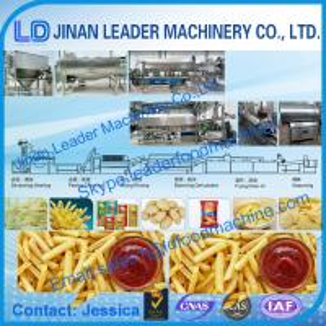 Best Potato chips sticks food processing line,machinery hot sale wholesale
