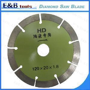 China Diamond Saw Blade for Ceramics (4′′-14′′) on sale