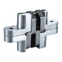 China Stainless steel Spring Invisible Hinge, Spring Concealed Hinge, Self Closer Concealed Hinge on sale
