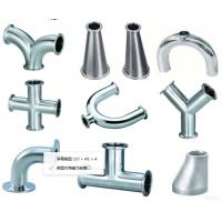 Best Mirror polished sanitary stainless steel pipe fitting Material 304,316-Accesorios sanitarios wholesale